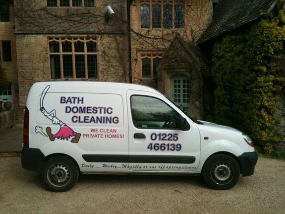 Bath Domestic Cleaning